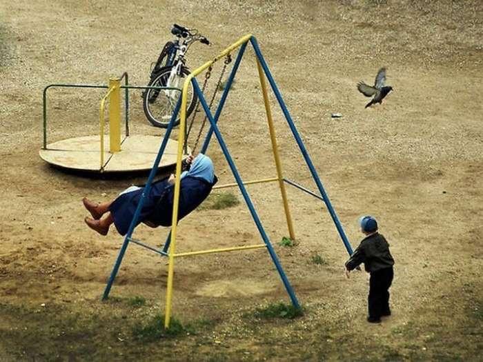 Когда детство заиграло в одном месте-22 фото-
