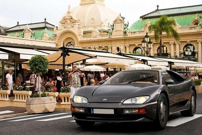 V12, пневма, полный привод: Mega Track или суперкар по-французски-20 фото-