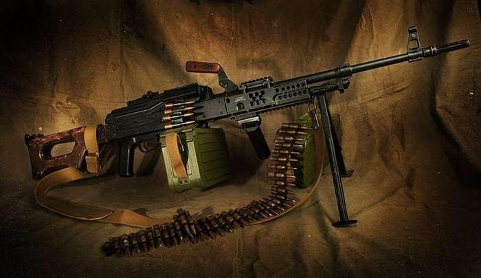 США решили подделывать российские пулеметы-4 фото-
