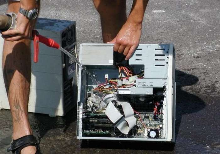 Непревзойдённая смекалка ремонтников техники-19 фото-