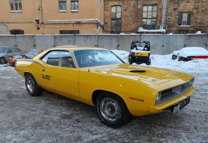 Было и стало: Восстановление Plymouth Barracuda 1970 года-45 фото + 2 видео-