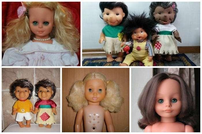 Мечта детства - игрушки из ГДР-30 фото-