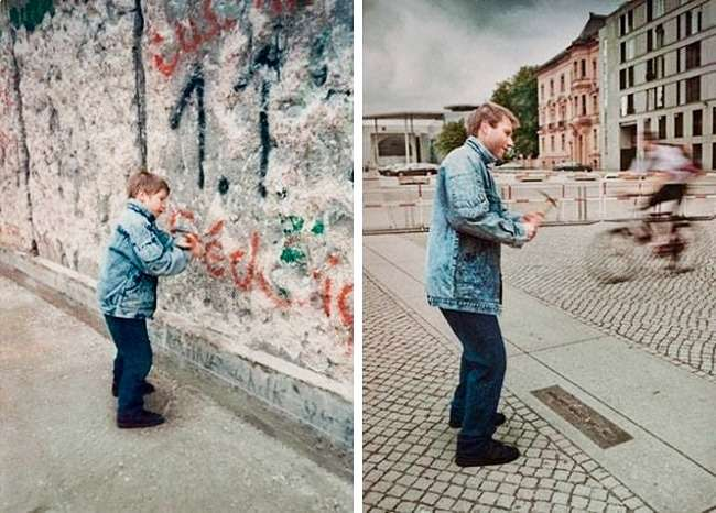 25фотографий отом, как сильно может поменяться мир вокруг нас