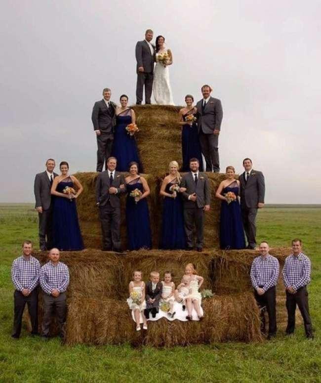 30+свадебных фотографий, накоторых запечатлена обратная сторона этого праздника