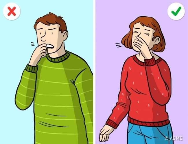 7ситуаций, когда вынарушаете этикет идаже неподозреваете обэтом