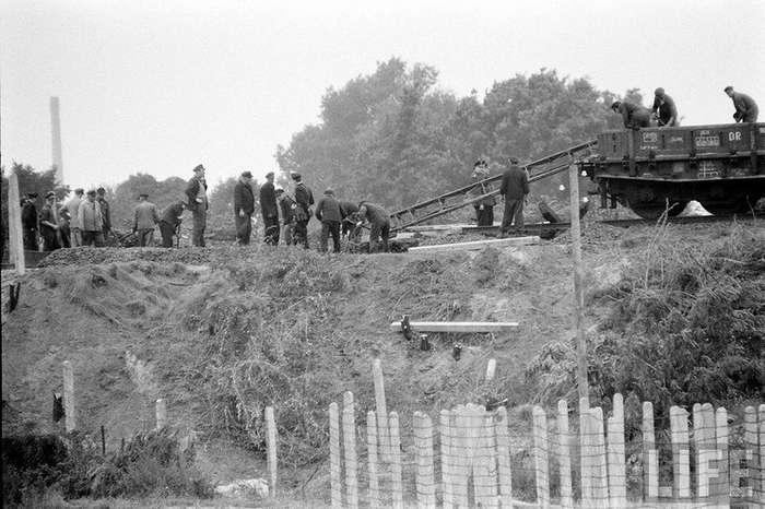 На германо-германской границе-30 фото-