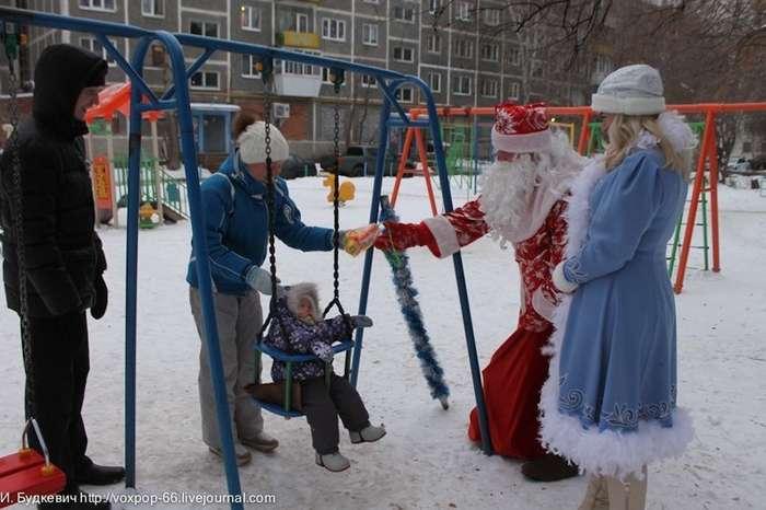Дед Мороз выходного дня-26 фото-