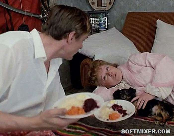 -Любовь и голуби-: детали, факты и редкие кадры из фильма-74 фото-