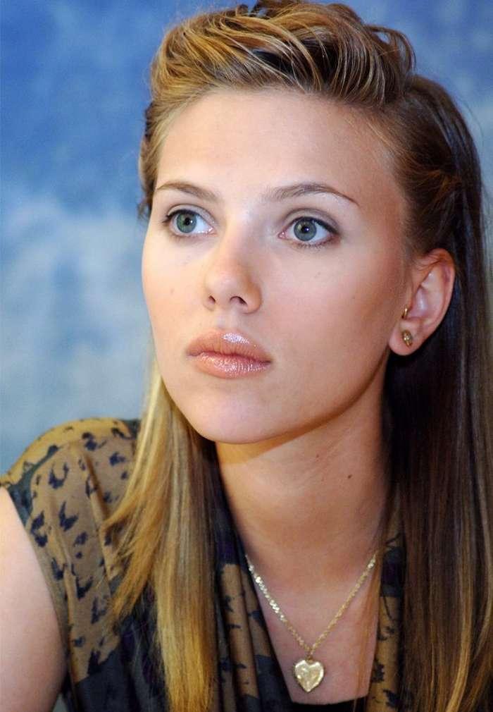 Скарлетт Йоханссон - лучшее из фотосессий-32 фото-