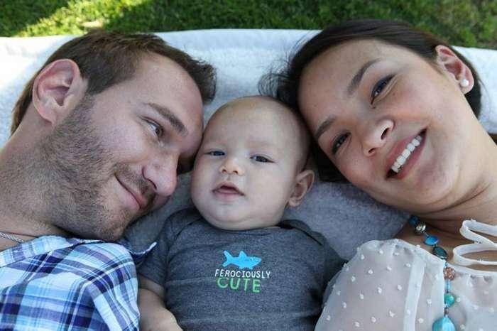 Жена Ника Вуйчича родила любимому мужу дочерей-17 фото-