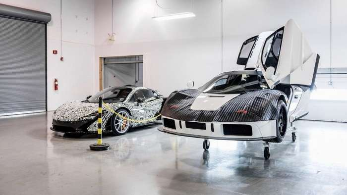 Специализированный сервисный центр по обслуживанию McLaren F1 в США-16 фото-