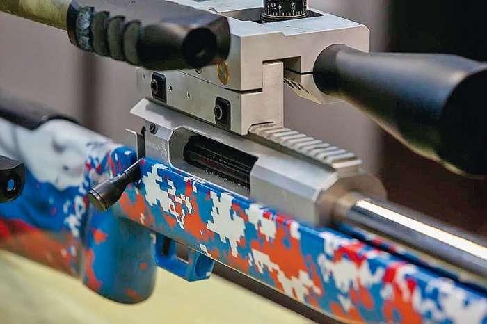 Винтовка Влада Лобаева: самый дальний выстрел в мире-4 фото-