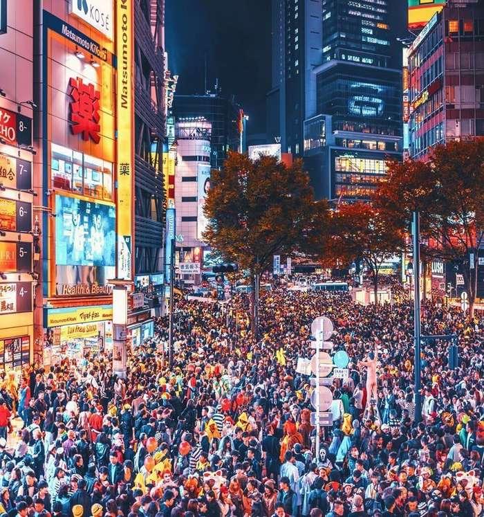 Яркая Япония в фотографиях Наохиро Яко-66 фото-