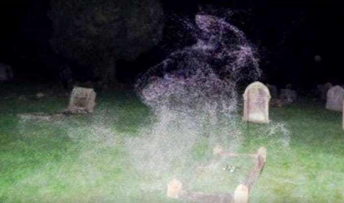 Жуткие фото, на которых люди запечатлели саму Смерть-16 фото-