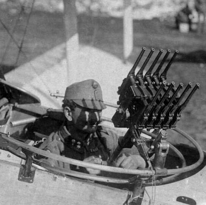 Последний рубеж обороны: как пушки и пулеметы спасали жизнь летчикам-10 фото-