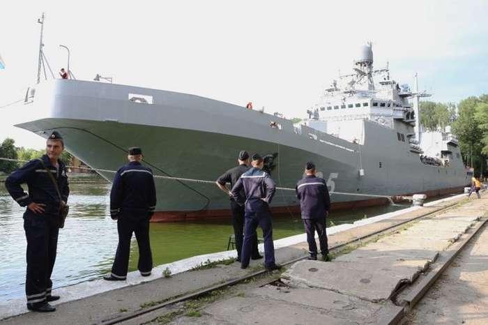 Плавучий плацдарм: чем интересен большой десантный корабль -Иван Грен--10 фото-