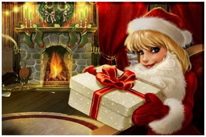 Какие подарки дарит Тайный Санта?-10 фото + 1 видео-