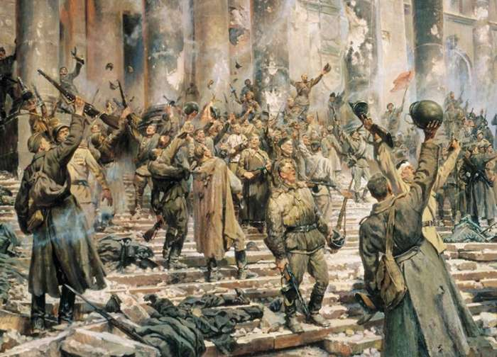Как во время ВОВ иностранцы воевали в Красной армии-8 фото-