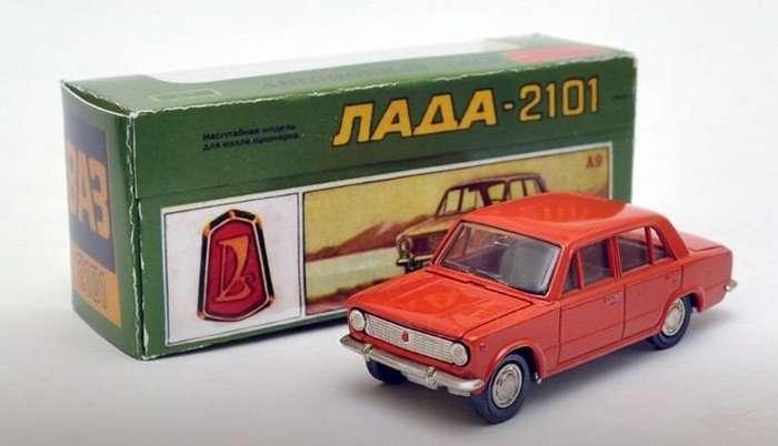 Почему коллекционеры охотятся за модельками времен СССР-12 фото-