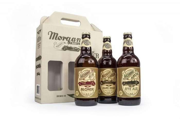 Алкоголь имени автомобиля: Morgan и Harley-Davidson в бутылке-14 фото + 1 видео-