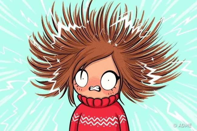 15жизненных комиксов отом, как непросто живется девушкам зимой