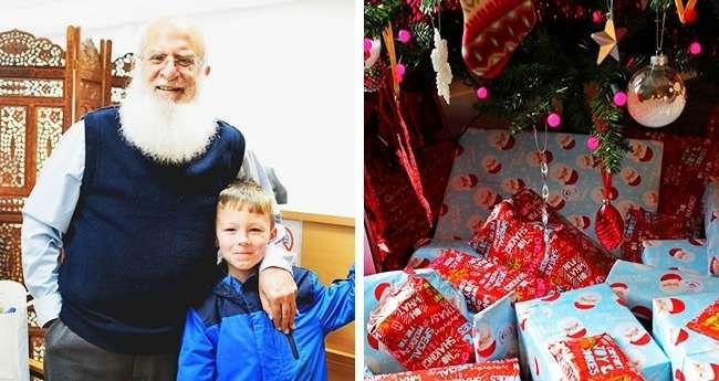 26человек, скоторыми врождественскую ночь приключилось маленькое чудо