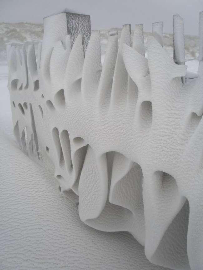 27доказательств того, что зима— гениальный художник, дизайнер искульптор водном флаконе