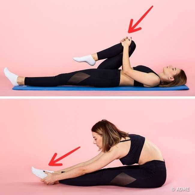 Как тренируются модели Victoria's Secret, чтобы получить стройные икрасивые ноги