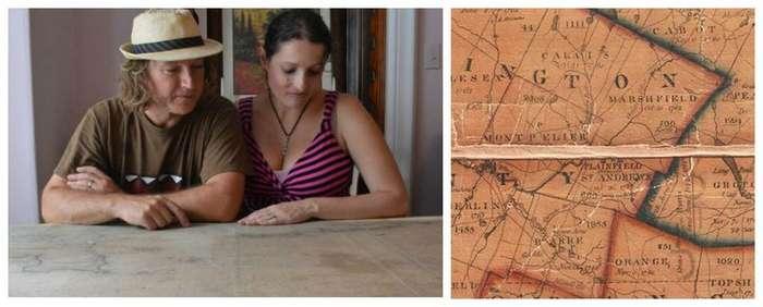 Шокирующие находки, которые были обнаружены при ремонте в старых домах. Часть 1