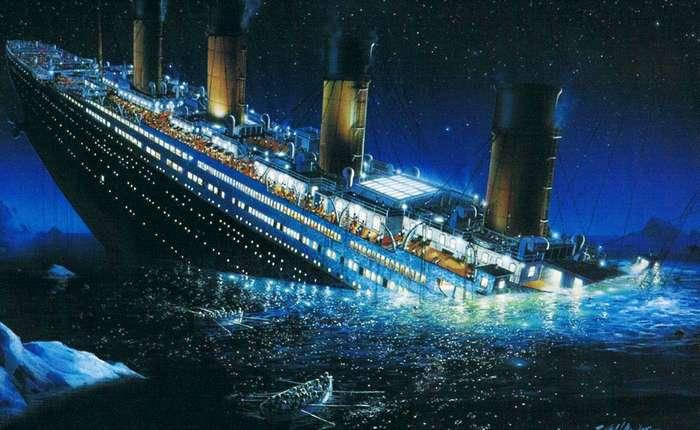 Что перевозил Титаник