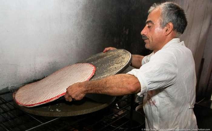 Как в Азербайджане делают халву