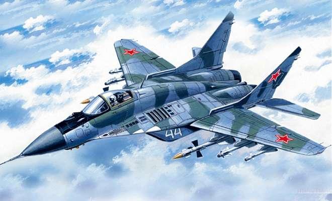 Это необходимо увидеть: вертикальный взлет легендарного МиГ-29