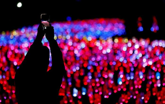 Новый год в разных городах мира