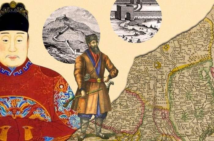 Забытые русские первопроходцы XVII века