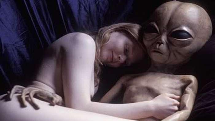 -Детка, ты просто космос!- или парочка историй о психах, которые заявили, что у них был секс с космическими пришельцами