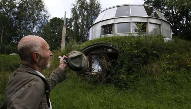 Необычные дома мира