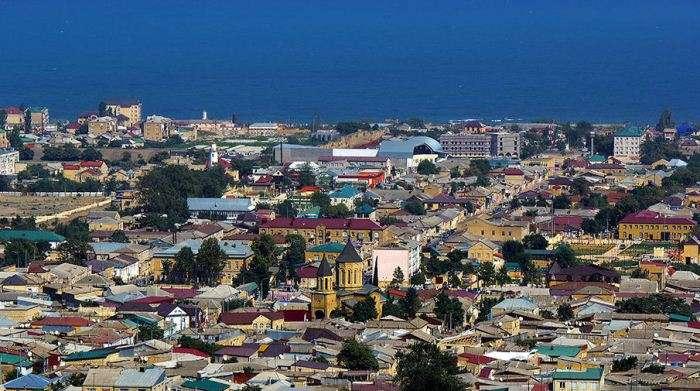 Дербент &8211; старейший город в России