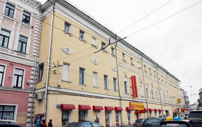 Стоимость квартир в самых старых особняках Москвы