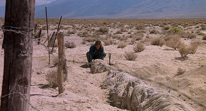 Съемки фильма «Дрожь земли»