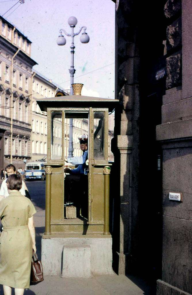 Ленинград 1961 года