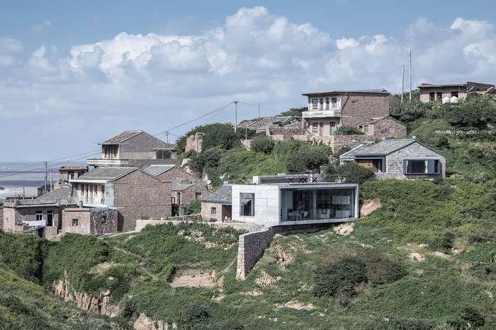 Старые китайские дома, которые превратились в современную резиденцию