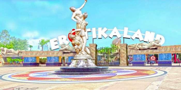 Несколько аттракционов и развлекательных парков для взрослых. Часть 2