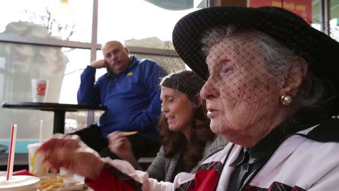 Американская долгожительница поделилась секретами