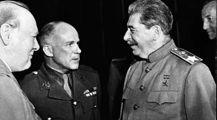 Когда-то засекреченная правда о Сталине