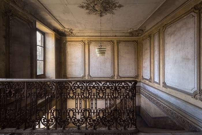 Путешествие по заброшенным местам Франции