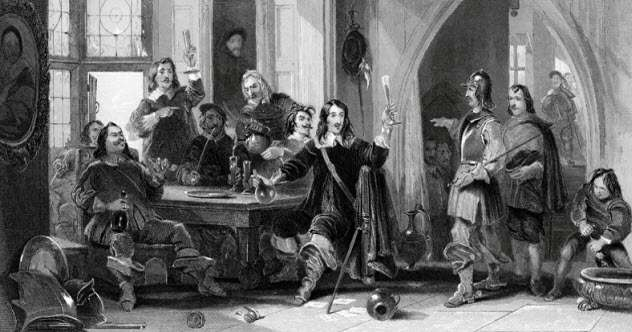 Странные клубы по интересам, которые существовали несколько веков назад. Часть 2