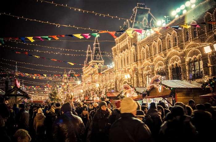 Что думают иностранцы о наших новогодних праздниках