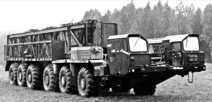 Как в СССР создавалась совершенная база для ракетных комплексов