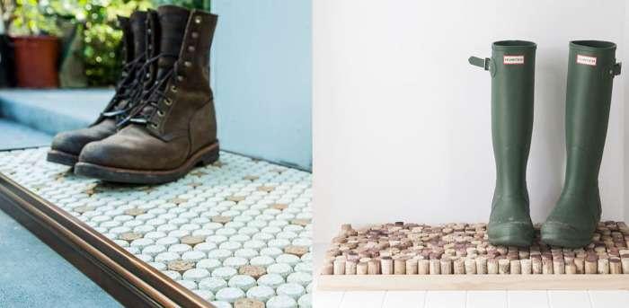5 -чистых- идей для хранения зимней обуви, чтобы избежать мокрых луж в коридоре