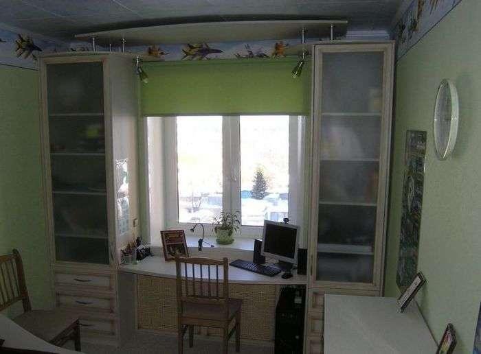 Шкафы вокруг окна: 15 решений, которые создадут практичное и красивое место для хранения